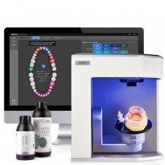 Зуботехническое оборудование и фотополимеры (смолы)