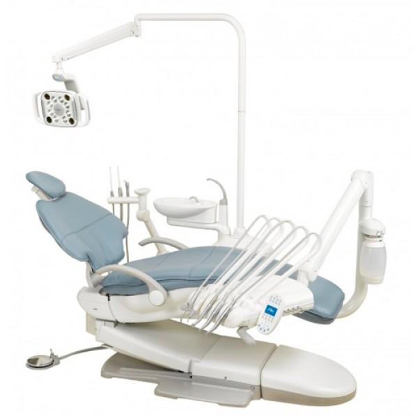 Стоматологическая установка A-Dec 500 с верхней подачей инструментов