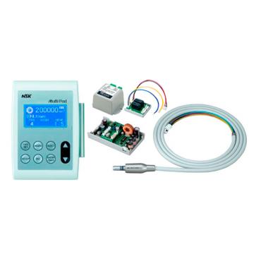 Встраиваемый комплект: панель управления Multipad + микромотор NLX nano NSK