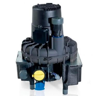 Агрегат мокрого отсасывания с сепаратором VS1200S