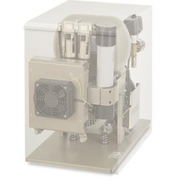 DK50-10S/M с мембранным осушителем в  звукоизоляционном кожухе