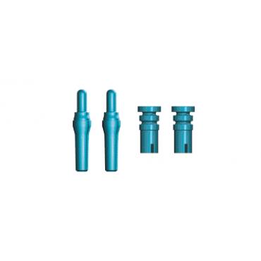 Слепочный штифт и колпачек (на диаметр 2.5 мм)