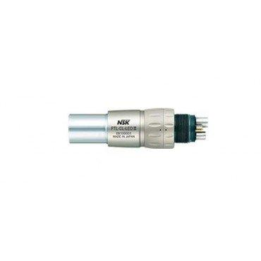 Переходник PTL-CL-LED III с подсветкой и регулировкой воды
