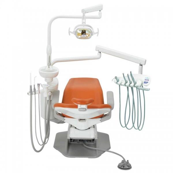 Стоматологическая установка A-Dec 200 с блоком врача A-Dec 300 и нижней подачей инструментов