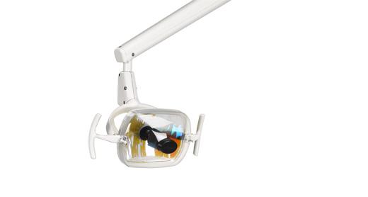 Стоматологический светильник A-Dec 500