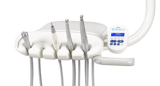 Блок врача с нижней подачи инструментов стоматологической установки A-Dec 300