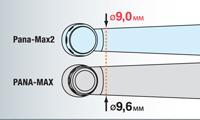 Дизайн турбинного наконечника Pana-Max2