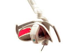 Операционный светильник Модель Alya для стоматологической установки Fedesa Arco
