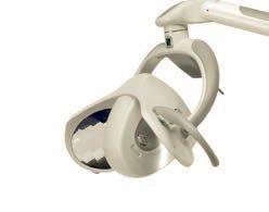 Операционный светильник Модель Maia для стоматологической установки Fedesa Arco