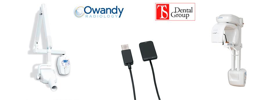 Стоматологический радиовизиограф (визиограф) Owandy